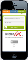 Telefonbuch-App f�r iPhone & Android